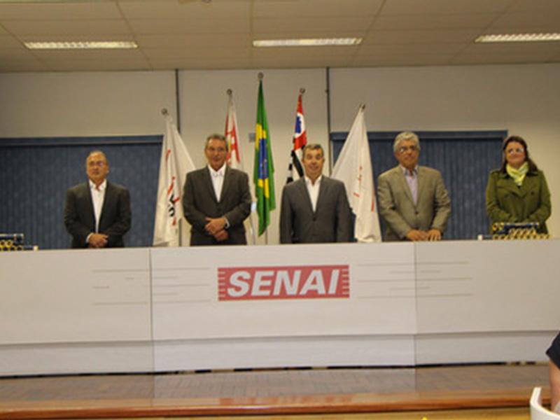Diretor da RAC Brasil é convidado para ser Paraninfo do SENAI