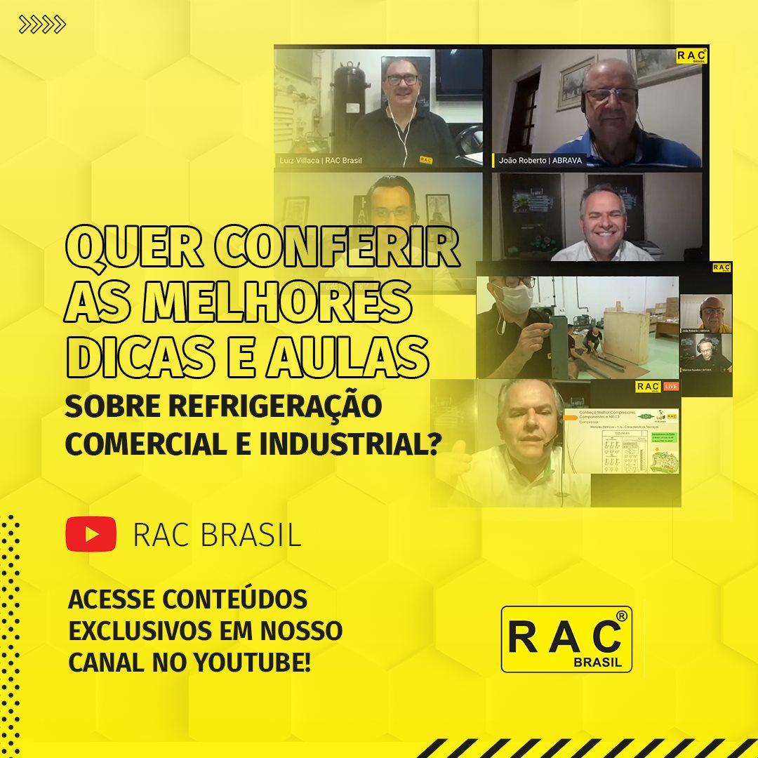 RAC Lives Atingem Mais de 32 Mil Visualizações